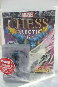 Eaglemoss Marvel Chess Collection Series 2 Number 50 Beast