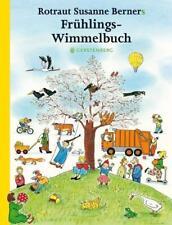 Frühlings-Wimmelbuch von Rotraut Susanne Berner (2004, Gebundene Ausgabe)