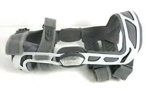 Donjoy Nano OT Magnesium Frame RIGHT MEDIAL Knee Brace Gray XL *READ*