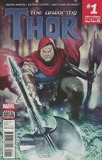 UNWORTHY THOR #1 (OF 5) NEAR MINT NOW MARVEL COMICS 11/2/16