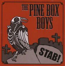 The Pine Box Boys - Stab [New CD]