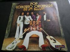 POP CONCERTO ORCHESTRA, DISQUE VINYLE 45 TOURS SINGLE BIG JIM, VINYL RECORD