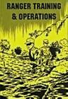 US Army Ranger Training & Operations History Survival Prepper Book