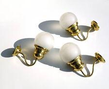 AZUCENA LP1 Dominioni 3 sconces applique lamp midcentury italian design