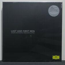 JOHANN JOHANNSSON 'Last And First Men' Vinyl 3LP Box + Blu-ray NEW/SEALED