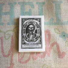 Mega Rare ALLSAINTS Spitalfields Playing Cards Halloween Ace Of Spades Gambling