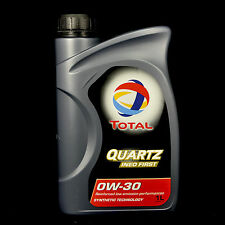 Total Quartz Ineo First 0W-30 1L - PSA B71 2312, Land Rover, Jaguar, Mazda, ....