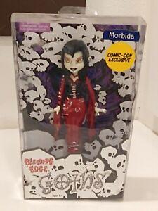 "Bleeding Edge Goths Series 1 Morbida ComiCon Exclusive BeGoths 7"" Doll 2003"