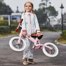 Bicicleta de Equilibrio Sin Pedales Sillín Regulable Para Niños Mayores de 2