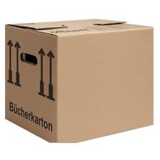 10 Bücherkartons Archivkartons Umzugskatons Falkartons Sonderposten As30001