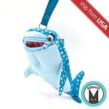 Japan Tokyo Disney Sea Nemo & Friends SeaRider Destiny Shark Pencil Case bag fun