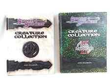 Sword Sorcery Studios Creature Collection - Vol. I & II - Core Rulebooks - D20