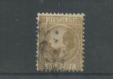 Nederland  12  Willem III 1867  VFU/gebr  CV 200€   Pracht !!