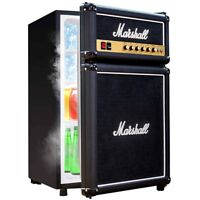 MARSHALL FRIDGE 3.2 mini frigorifero arredo design simil amplificatore minibar