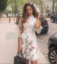c412282af2 ZARA Lace Dresses for Women