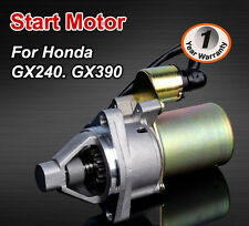 Start Motor For Honda Stationary Engine GX240 GX390 8HP - 13HP