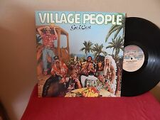 "VILLAGE PEOPLE : GO WEST       33 RPM   12""  LP"