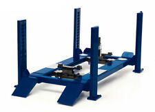 Ford Shelby Black Workshop - 4 Post Hoist in 1 18 Scale by Greenlight 12919