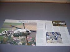 VINTAGE..EUROCOPTER EC145 T2...PHOTOS/HISTORY/DETAILS..RARE! (655L)