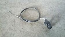 Honda ANF 125 Innova Injection - Throttle Housing & Cable