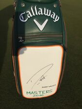Callaway Masters 2016 Bag, Limited Edition Danny Willett Signature
