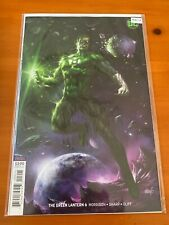 The Green Lantern 6 - Variant Cover - High Grade Comic Book - BL41-19