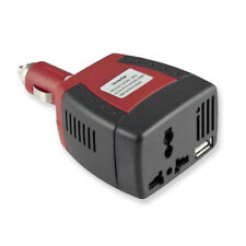 Inversor corriente transformador Conversor Power inverter USB coche 150W DC - AC