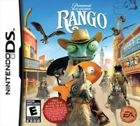 Rango For Nintendo DS DSi 3DS 2DS 7E