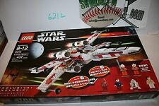 RETIRED 6212 Lego Star Wars Xwing X-Wing Fighter New Sealed NIB 437 pieces Luke
