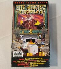 Insane Clown Posse Big Money Hustlas Rap 1999 VHS - EXTREMELY RARE OUT OF PRINT