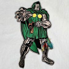 Marvel Dr Doom Embroidered Big Patch for Back Comics Fantastic Four Avengers 4