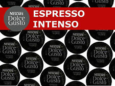 Dolce Gusto Espresso Intenso Coffee Pods, 30 Capsules, 30 Drinks Sold Loose