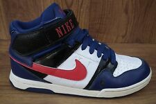 the latest 88ade b628e Nike Skateboarding Mogan Mid 2 Trainers   Blue White Red UK 5 EU38 - 407716-
