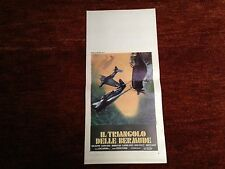 Il Triangolo Delle Bermude locandina poster Triangulo Diabolico De Las Bermudas