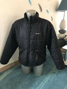 joli blouson noir hiver homme EIDER compas G taille 52 (XL) EXCELLENT ÉTAT