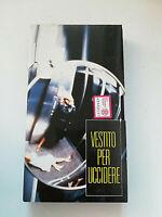 Vestito per Uccidere VHS - Videocassetta