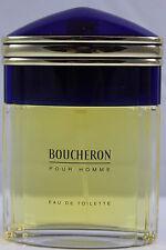 Boucheron Pour Homme by Boucheron Eau de Toilette for Him, 1.6 ounce (U/B)