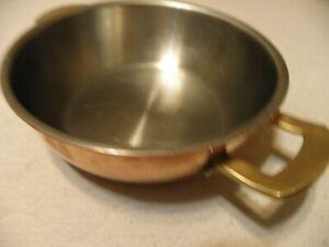 Vintage Spring Switzerlans copper pan