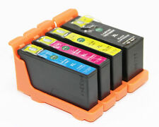 4 PK 100XL for Lexmark Printer Pro S305 S405 S505 S605 815 Pro901 Ink Cartridges