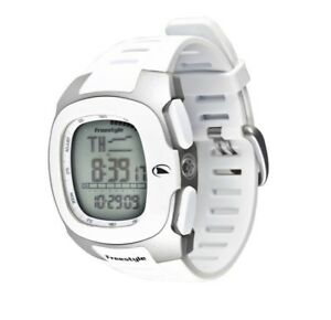 Men's Freestyle The Nomad Sports Watch White Grey FS81204 Lap Memory Chronograph