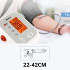 Automatic Upper Arm Blood Pressure Monitor Pulse Meter BP Machine Sinocare