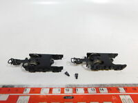 CE340-0,5# 2x Märklin H0 Guss-Laufgestell für 3011 E-Lokomotive, sehr gut