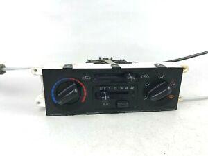 1997 - 2002 Subaru Forester Impreza WRX AC Heater Climate Control Panel