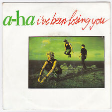 SP 45 TOURS A-HA  I'VE BEEN LOSING YOU  WARNER BROS 928594 7 en 1986