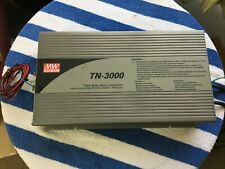 [POWERNEX] MEAN WELL NEW TN-3000-112A Power Inverter Solar Charger 3000W 12VDC