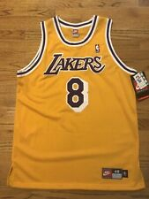 NBA Authentic Nike Size 48 Kobe Bryant Los Angeles Lakers Jersey BNWT RARE