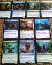 ***Huge Merfolk Collection*** Ixalan Commander Tribal Deck MTG Rare Magic Cards