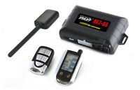 CRIMESTOPPER RS7G5 2-Way Remote Start w/ LCD Remote and Keyless Entry Brand NEW