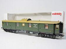 MARKLIN 42128 ROYAL WURTTEMBURG RAILWAY EXPRESS BAGGAGE WAGON