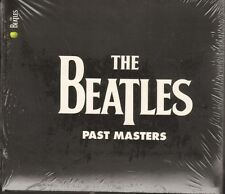 BEATLES Past Masters NEW SEALED 2 CD DIGIPACK 33 track DIGITAL REMASTER 2009